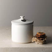 Buy Small Stoneware Storage Jar from The White Company