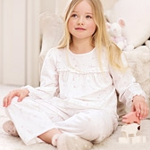 Buy Vintage Fairy Jersey Pyjamas from The White Company