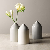 Ceramic Vases - Set Of 3