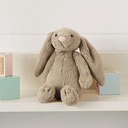 Small Natural Bashful Bunny