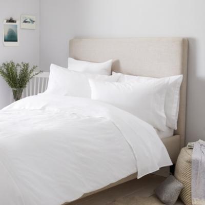 Azores Duvet Cover - White