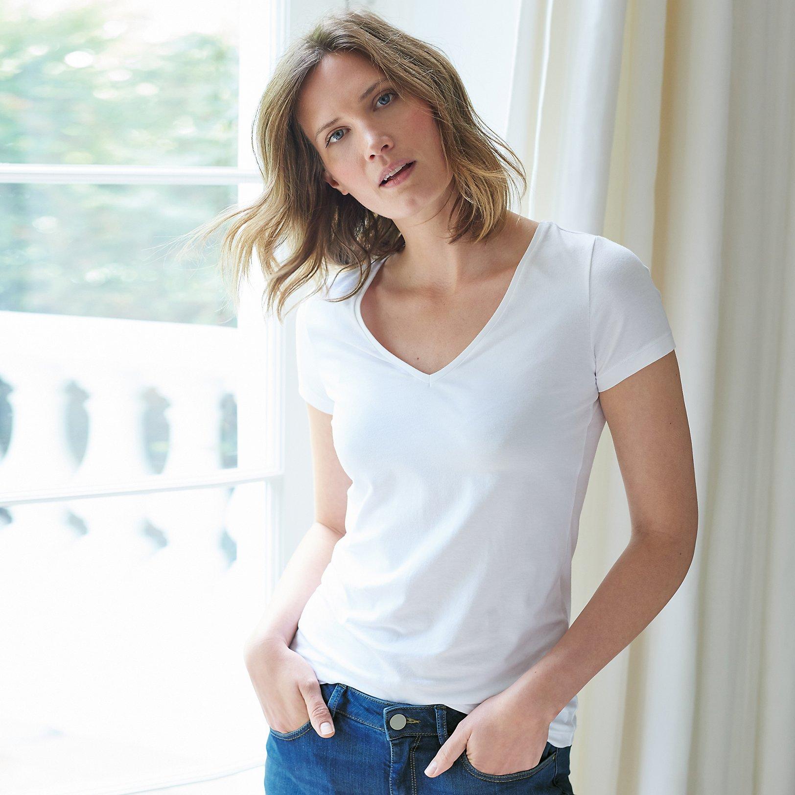 White t shirt company - Essential Short Sleeve T Shirt