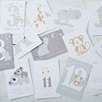Baby Milestone Cards - Pack of 28