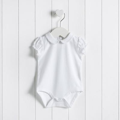 Bubble Sleeve Bodysuit