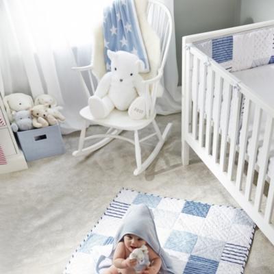 Bertie Cot Bed Bumper