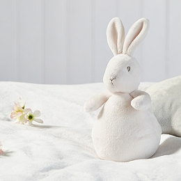 Bella Bunny Chime Toy