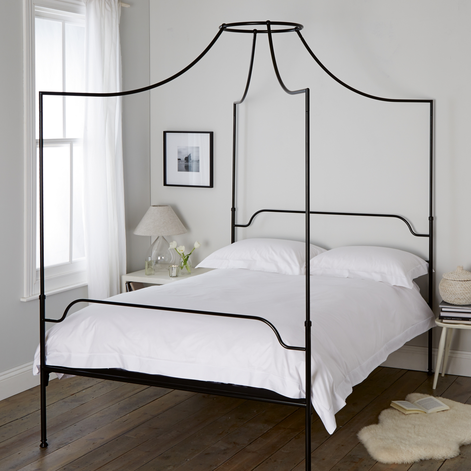 Beaumont Four Poster Bed Beds