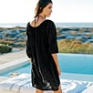 Beaded Embroidered Cover-Up