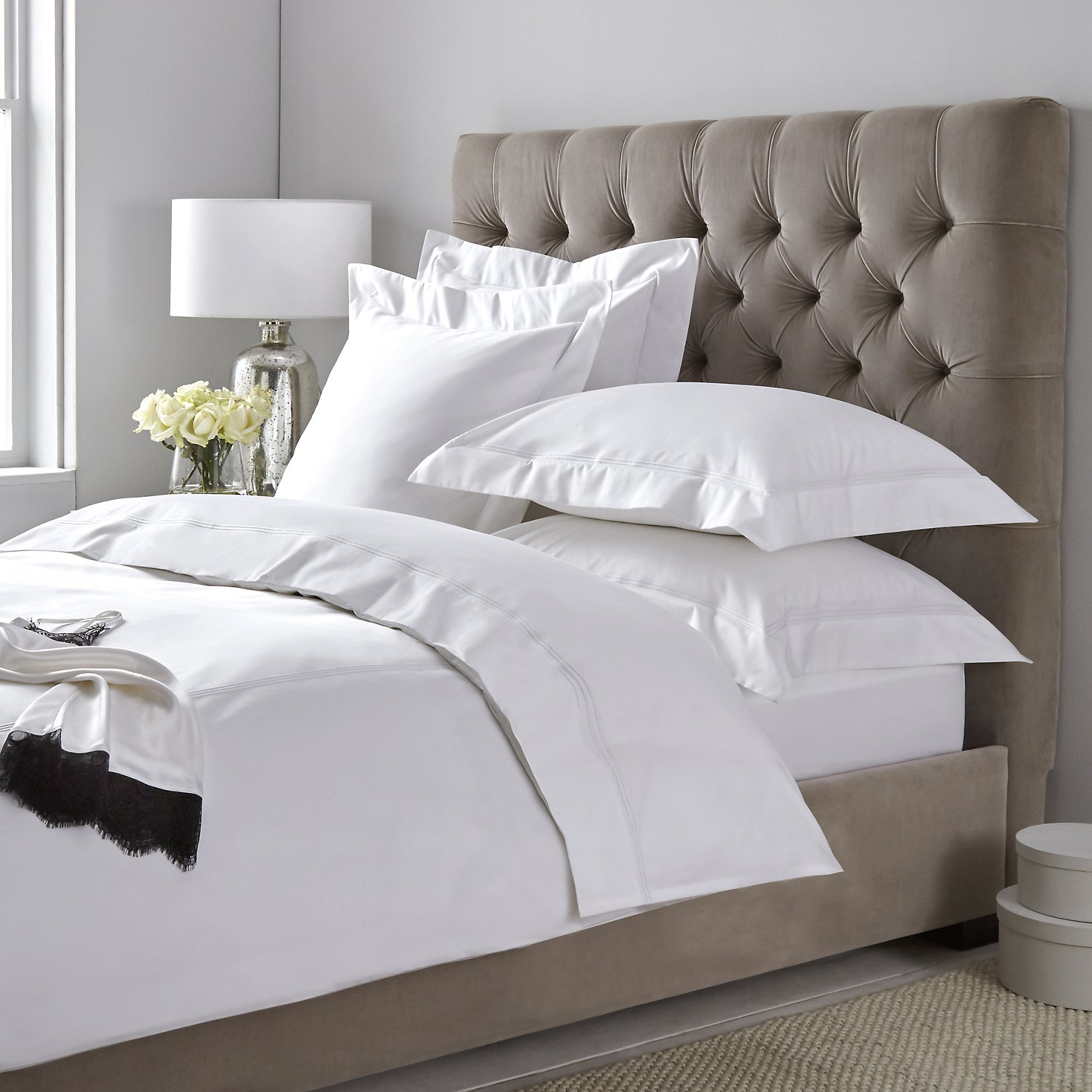 room give design frame elegant to your an home bed look using white