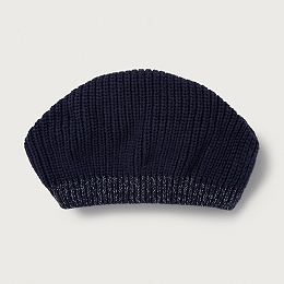 Sparkle Trim Beret (1-6yrs)