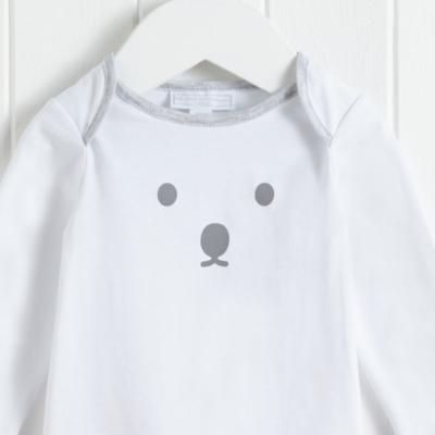 Bear Face Bodysuit