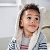 Bear Ears Cord Gilet