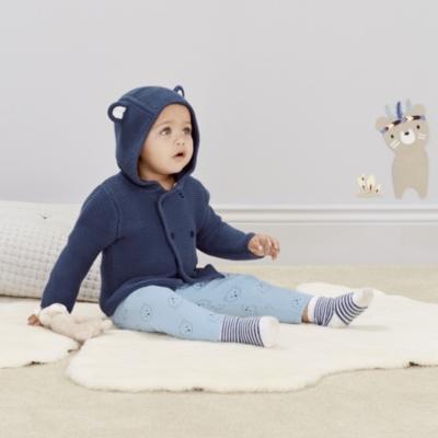 Bear Face Leggings