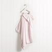 Hydrocotton Hooded Bear Ears Towel - Pink