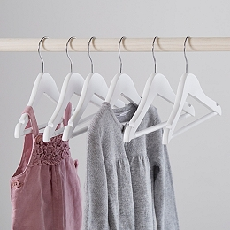 Baby Top Hangers – Set of 6
