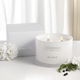 Blanc Multiwick Candle