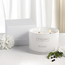 Blanc Large 3-Wick Candle