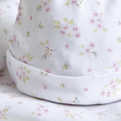 Blossom Blanket and Hat Set