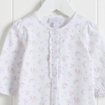 Blossom Frill Sleepsuit