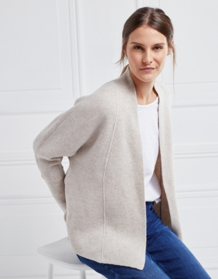 Knitted Batwing Jacket