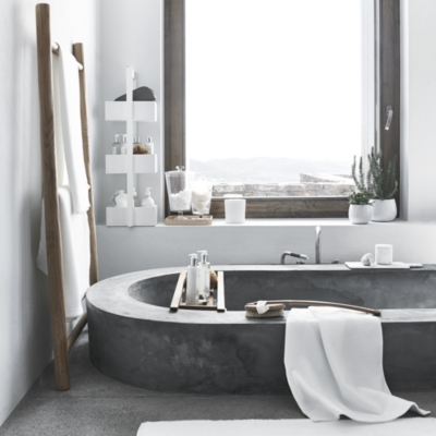 Marble Lidded Pot