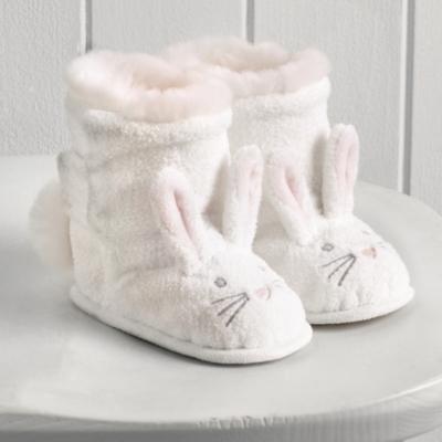 Textured Bunny Booties