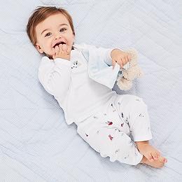 Boat Print Pyjamas