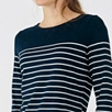Breton Placed Stripe T-shirt