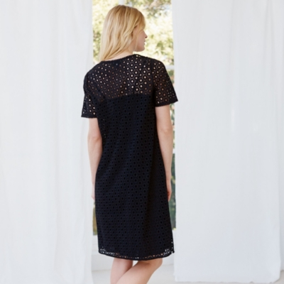 Broderie Lace Tunic