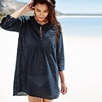 Broderie Bib Detail Cover-up