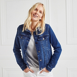 Brompton Denim Jacket