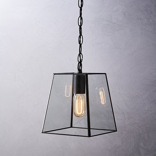 Brooklyn small pendant light ceiling lights the white company uk brooklyn small pendant light aloadofball Gallery