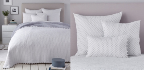 Bed Cushions Bedspreads Amp Throws Bedroom The White