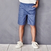 Brushed Twill Shorts (4-10yrs)