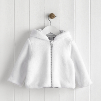 Bear Ears Fleece Jacket