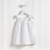Broderie Ruffle Dress (0-24 mnths)