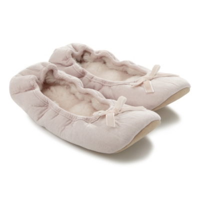 Ballet Slippers - Pale Pink