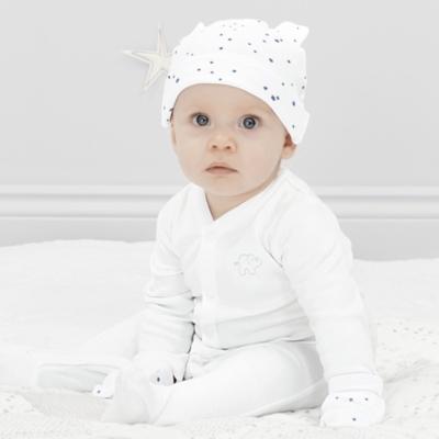 Blue Star Hat & Mitt Gift Set
