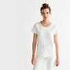 Broderie T-Shirt - White