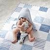 Bertie Puppy Rattle