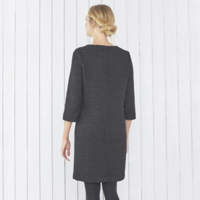 Boucle Stretch Dress
