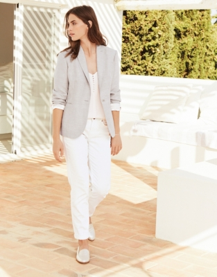 Silk Button Up Camisole