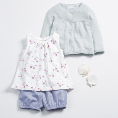 Butterfly Blouse and Bloomer