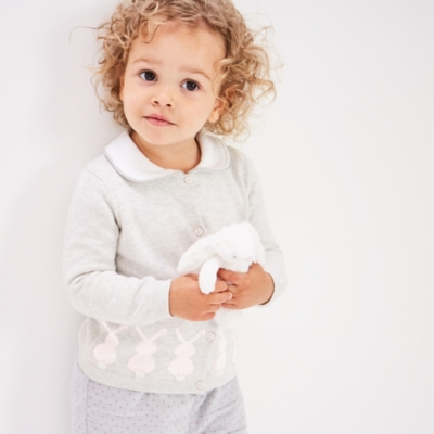 Bunny Cardigan