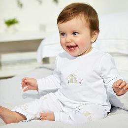 Bunny Print Pyjamas