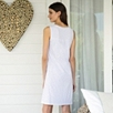 Broderie Yoke Nightgown