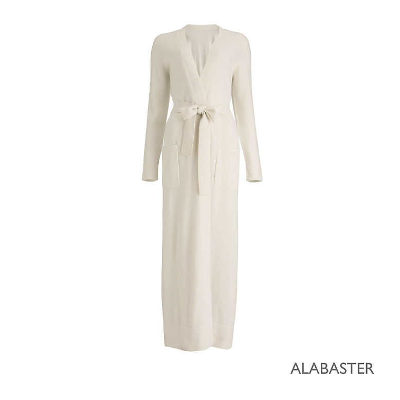 Funky Luxury White Dressing Gown Elaboration - Top Wedding Gowns ...