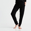 Cotton-Cashmere Knit Joggers