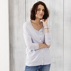 Cashmere Oversized Cardigan  - Pale Blue