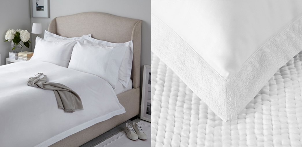 Cadiz Bed Linen Collection